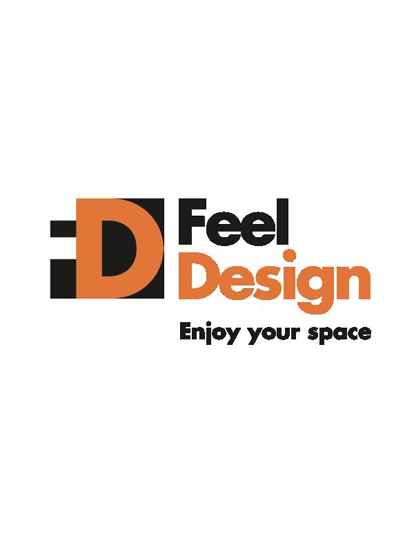 Plank Miura Table 70x70 Feeldesign