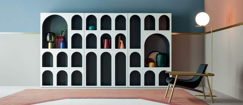 Bonaldo-arredamento-libreria-componibile-soggiorno-design