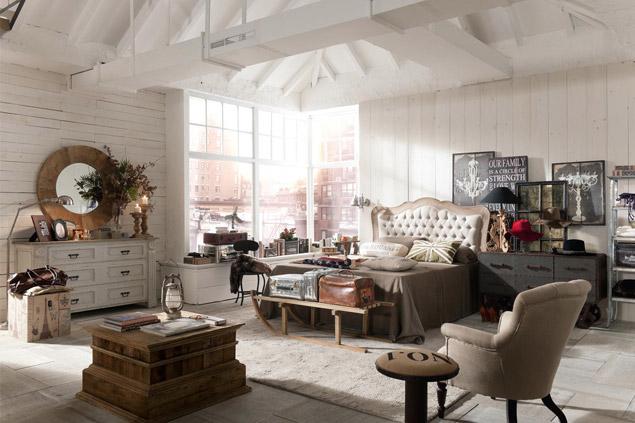 Feel your design casa vintage idee ed ispirazioni di arredo - Arredo casa vintage ...